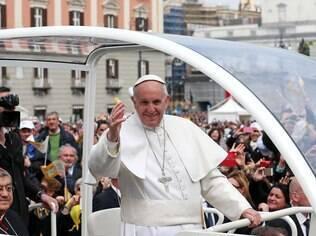 Discurso de papa contra corrupção foi feito em região da Itália que convive com as máfias