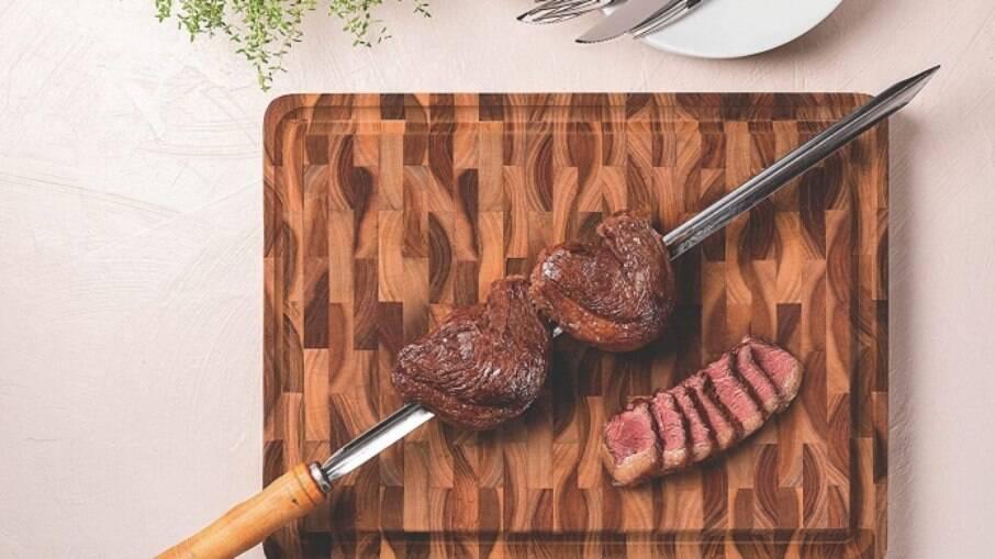 Utensílios para carne