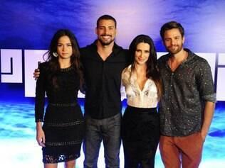 Seriado foi apresentado nesta quinta-feira pela Globo