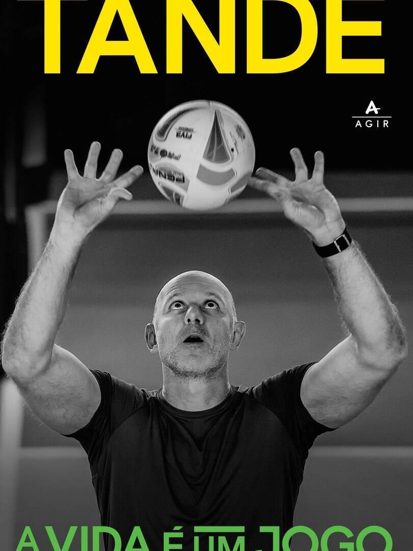 Ex Atleta Tande Lança Livro Biográfico Motivacional Atualmt