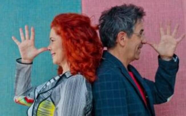 Sandra Peres e Paulo Tatit do