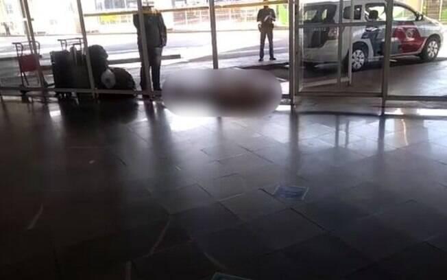 Mulher sofre infarto e morre ao desembarcar na Rodoviária de Campinas