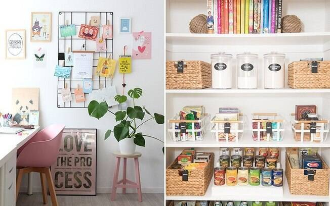 Manter a casa organizada pode ser até mais difícil do que fazer a faxina, mas algumas dicas podem ajudar