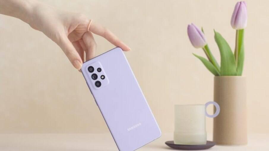 Samsung lançou novos smartphones da linha A