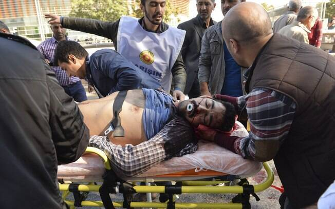 Resultado de imagem para explosão na turquia