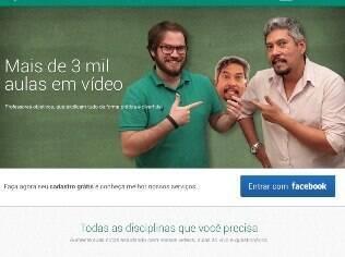 Site Descomplica, fundado em março de 2011, é uma startup de videoaulas preparatórias ao Enem de sucesso