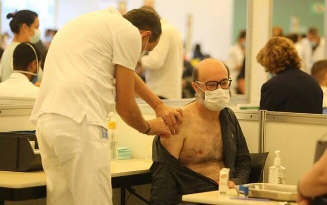 Confira o cronograma de vacinação da covid-19 no Estado