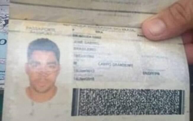 Passaporte de Gabriel Diniz foi encontrado próximo ao local do acidente aéreo
