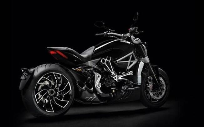 Ducati XDiavel: modelo é feito para entusiastas do motociclismo