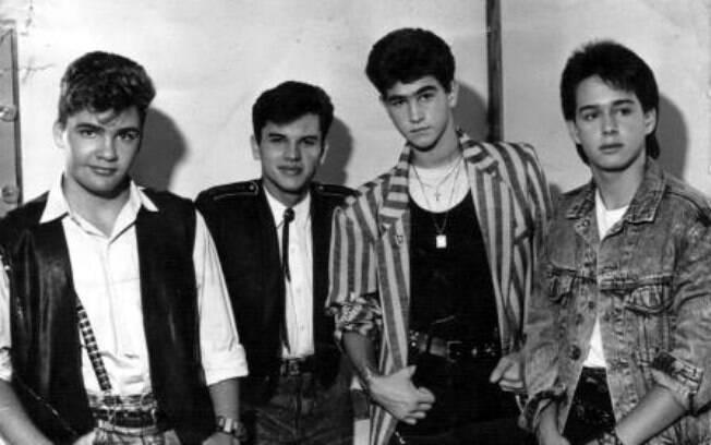 Ao lado de Afonso Nigro, Marcos Quintela e Marcelo Rodrigues, Nill ficou famoso nos anos 1980 com o grupo Dominó