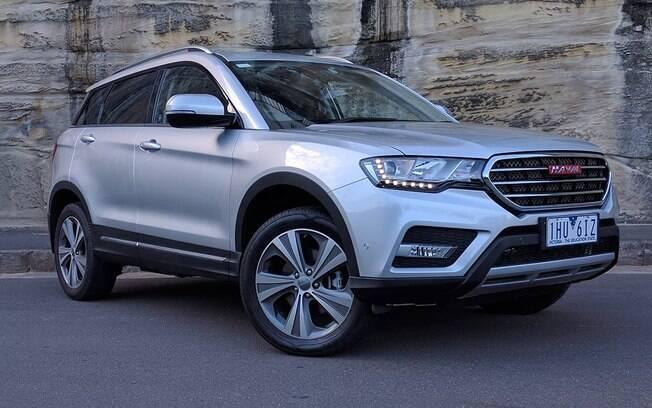 Haval H6:  SUV da Great Wall aproveitou o tamanho de seu mercado para ficar na quinta posição no ranking de vendas