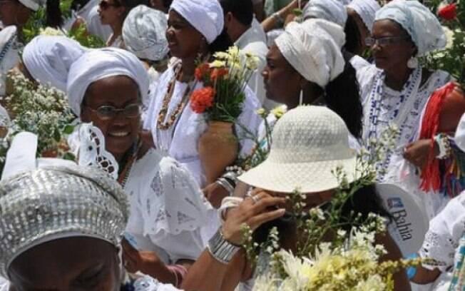 De 2011 a 2014, do total das 504 denúncias, 213 informaram a religião atacada. Em 35% desses casos, trata-se de religiões de matriz africana