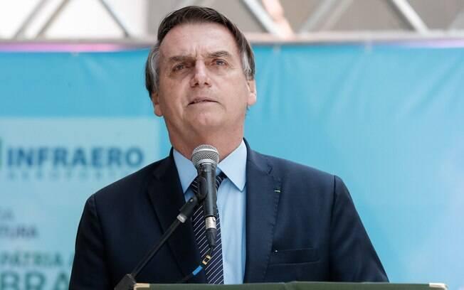 Bolsonaro comentou a onda de ataques terroristas no Sri Lanka