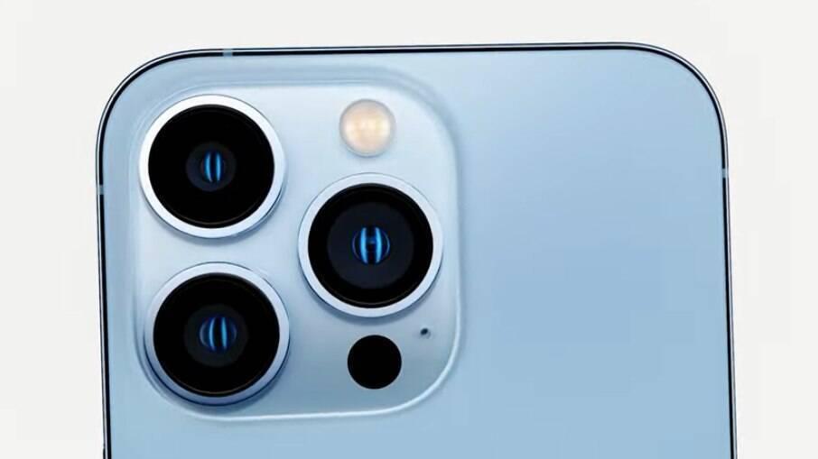 Nova cor do iPhone 13 Pro
