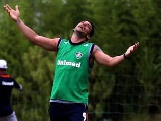 Fred sonha com 2014 sem lesões e com título da Copa do Mundo em seu currículo