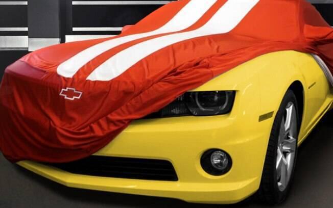 Escolha uma boa capa para seu carro parado na garagem. Plástico pode arranhar a lataria, então prefira as capas de algodão.