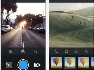 Instagram é o mais popular aplicativo para compartilhamento de fotos