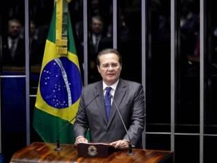 Renan adia análise de vetos e complica pauta para o Planalto