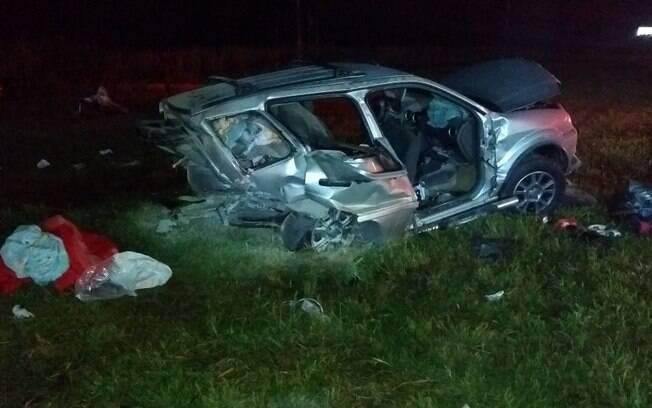 Motorista da Mercedez Benz, que provocou o acidente, teve a prisão preventiva decretada pela Justiça