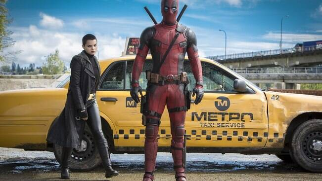 """""""Deadpool"""" revoluciona filmes de heróis"""