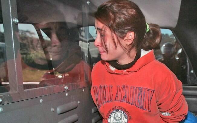 Anna Carolina Jatobá cumpre pena na penitenciária de Tremembé, no interior de São Paulo