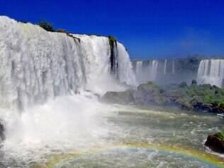 Cataratas. Uma das Sete Maravilhas da Natureza