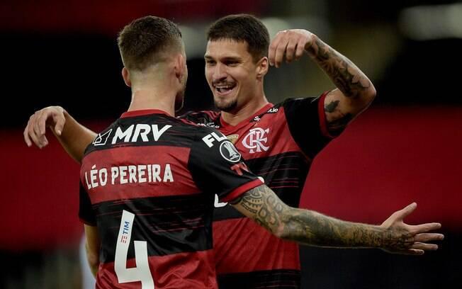 Flamengo enfrenta o Athletico pela Copa do Brasil