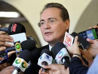 Renan diz que impeachment de Dilma não é prioritário para Senado