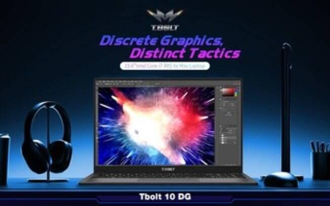 Família de laptops Teclast cresce com nova linha premium TBOLT