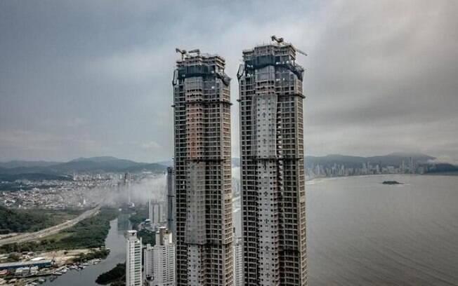 Yachthouse%2C prédio mais alto do mundo