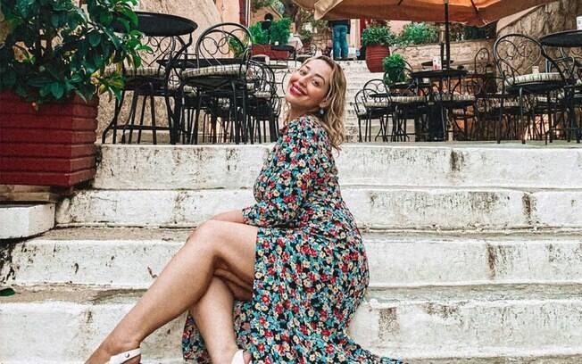 A influenciadora, que já emagreceu 87 kg, usa o Instagram para compartilhar sua trajetória e falar sobre autoestima