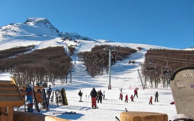 O Cerro Castor é um dos principais pontos de esportes de inverno para quem procura o que fazer em Ushuaia