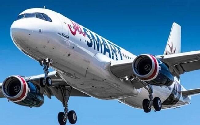 JetSmart é outra empresa low cost chilena que vai operar no Brasil