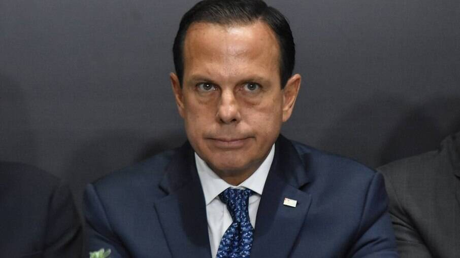 Doria tenta conquistar apoio de paulistas como candidato de terceira via ao Palácio do Planalto