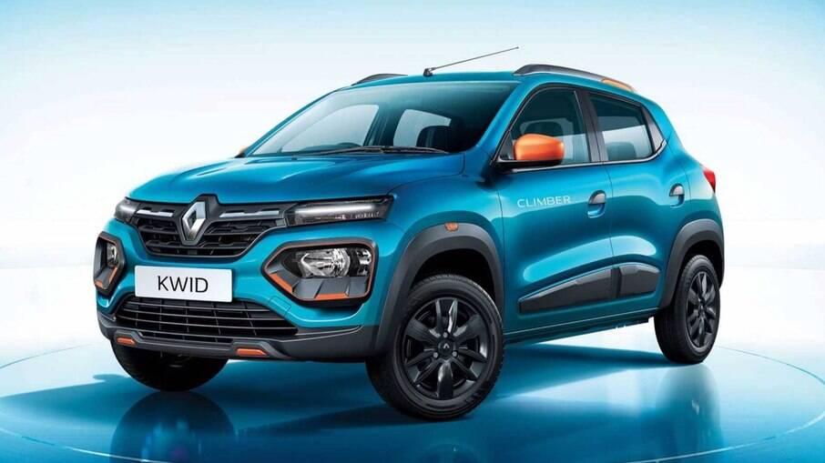Renault Kwid 2022 será produzido em São José dos Pinhais (PR) com inspirações do modelo indiano