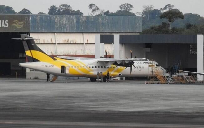 VOEPASS estreia seu hangar em Manaus