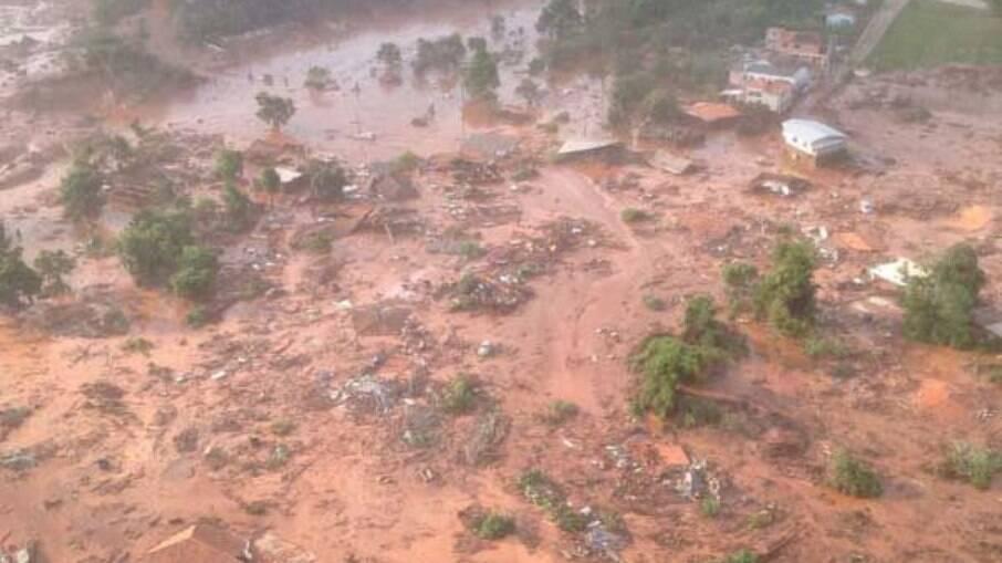 Barragem da Vale corre risco de romper em Mariana, segundo órgão trabalhista