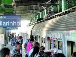 Corredor de Santa Luzia abrange Estação Vilarinho de metrô, em BH