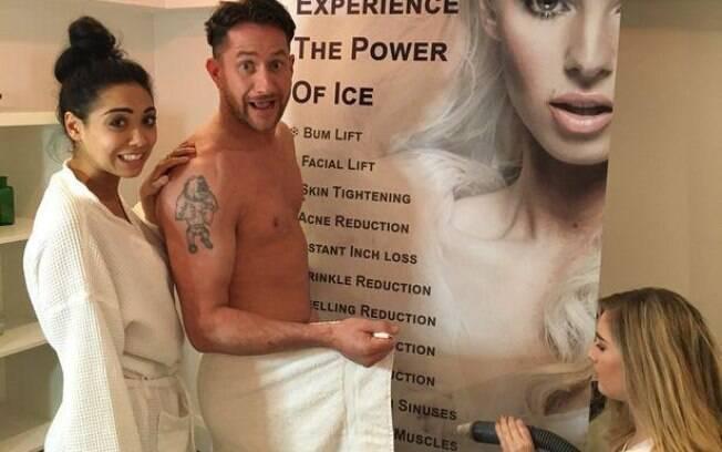 Spa na Inglaterra garante que congelar as genitais aumenta o desejo sexual