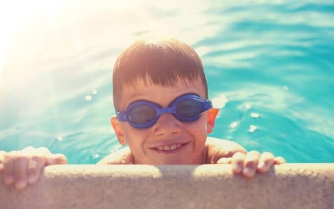De acordo com a associação, o crescimento no número de afogamentos de crianças está ligado à falta de atenção dos pais
