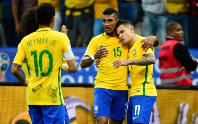 Brasil venceu Uruguai e Paraguai na sequência e vai voltar a liderar o ranking da Fifa após sete anos
