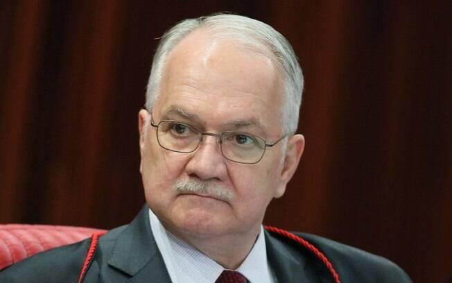 Questionado se o diálogo entre Moro e Dallagnol poderiam anular provas e investigações, Fachin preferiu não comentar