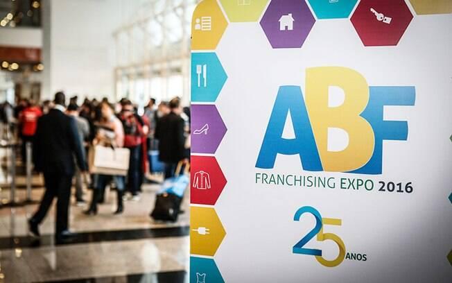 Feira ABF Franchising Expo 2016 recebeu empreendedores de todo o Brasil