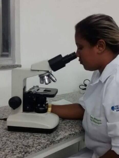 estudante de enfermagem Enem