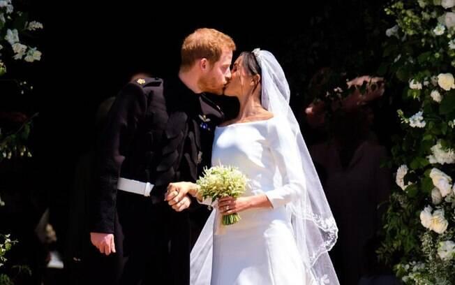 Entre os casamentos dos famosos para se inspirar está a cerimônia de Meghan Markle e Príncipe Harry, que parou o mundo