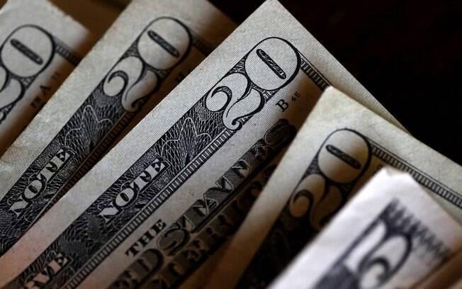 Dólar teve sexta queda consecutiva