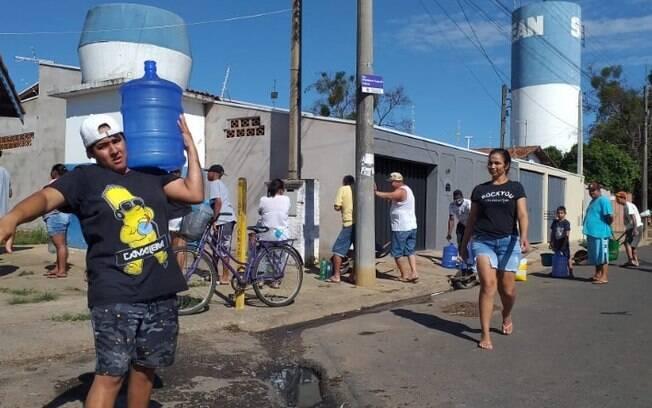 Artur Nogueira anuncia calamidade hídrica por 180 dias