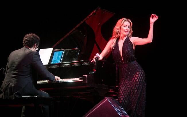 Luiza Possi garante intimidade e muita diversidade em novo show, em São Paulo