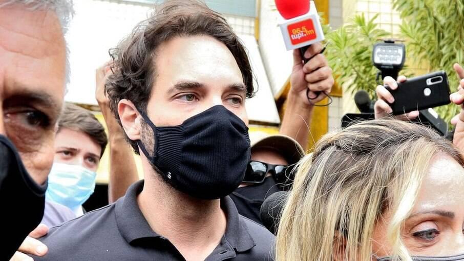 O vereador Dr. Jairinho (sem partido) está sendo investigado pela morte do enteado Henry Borel
