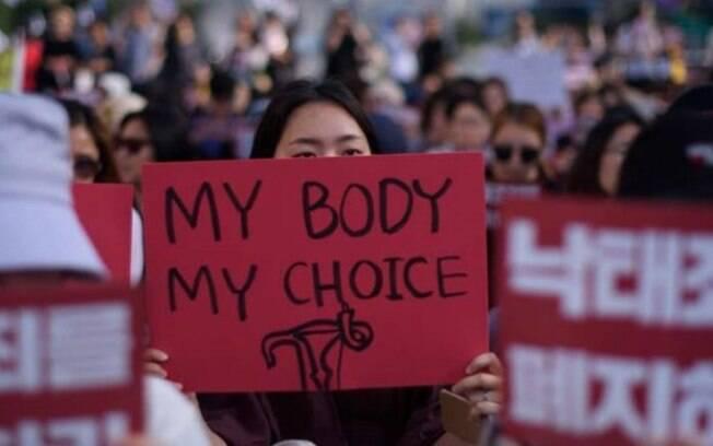 Aborto é legalizado na Coreia do Sul